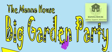garden party banner image